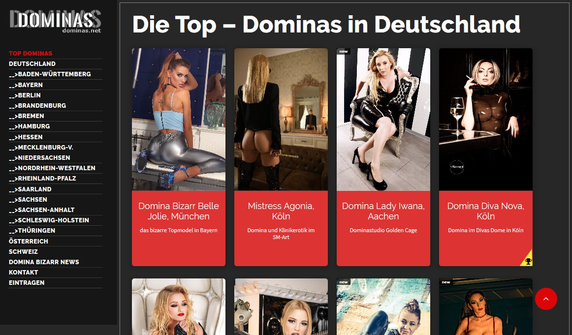 Dominas.net-–-domina-linkliste